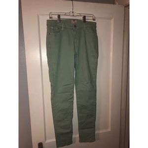 Fossil brand colored denim size 30. Discontinued.
